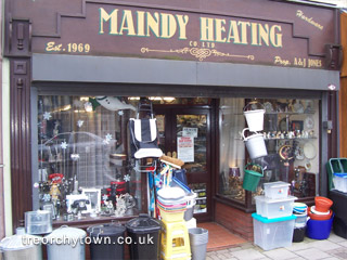 Maindy Heating