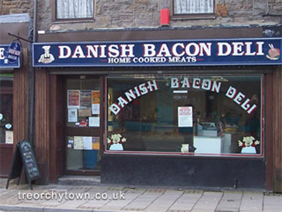 Danish Bacon Delicatessen