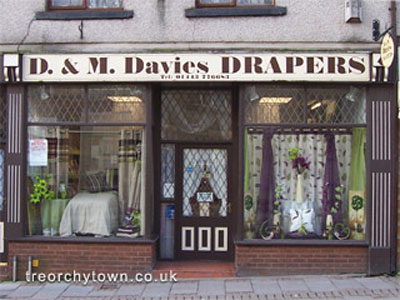 Davies Drapers