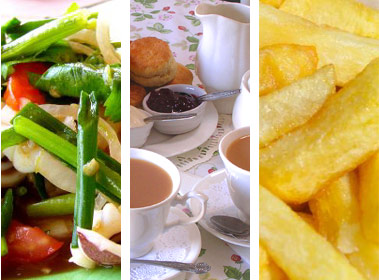Places to eat in Treorchy