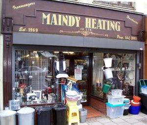 Maindy Heating Treorchy Shops