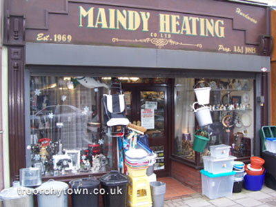 Maindy Heating Treorchy